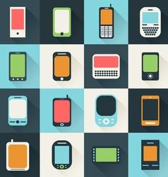 Icon phone6 vector image