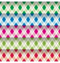 Scottish pattern 3 vector