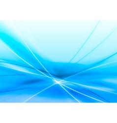 Abstract blue vector