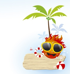Summer Concepts vector image