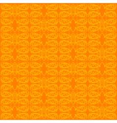 art nouveau retro pattern vector image