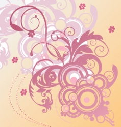 swirl 02 vector image