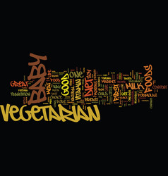 Your vegetarian baby text background word cloud vector