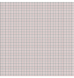 Seamless mesh pattern in black and red vector