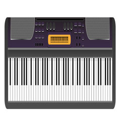 Music synthesizer vector