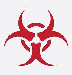 biohazard design vector image