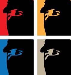 guerrilla vector image vector image