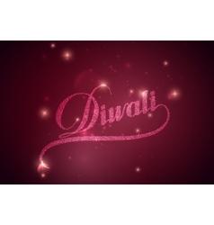 Diwali holiday vector