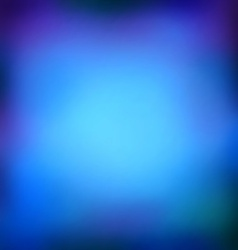 Abstract blur blue background vector