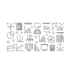 Algebra and mathematics minimal vector