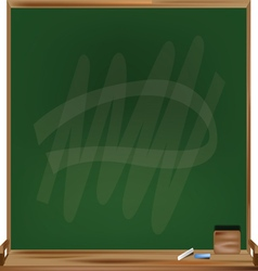 Blackborad for school vector image