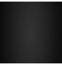 Black grid or gray lines on a dark background vector image