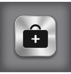 First aid Medical Kit icon vector image vector image