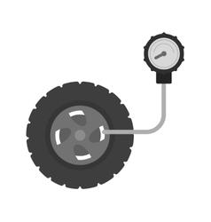 Pressure Check vector image