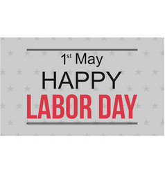 Background style labor day collection vector