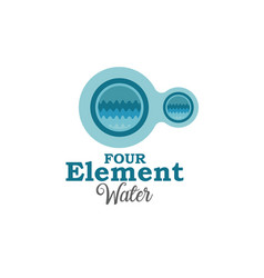 Four element water vector