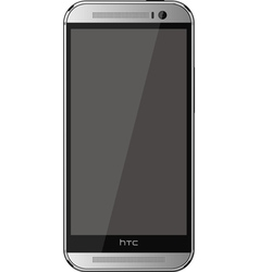 HTC ONE vector image