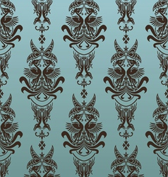 Decorative wallpaper vector
