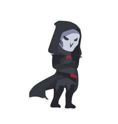 Blizzard overwatch reaper clipart vector