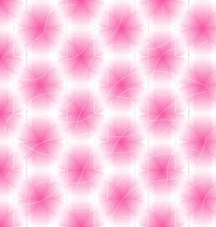 Flower pink floral background vector