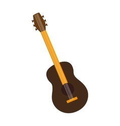 Music instrument icon vector image vector image