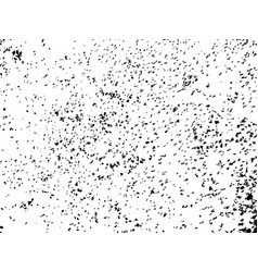 grunge black and white texture universal vector image