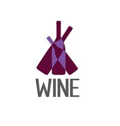 wine design template vector image vector image
