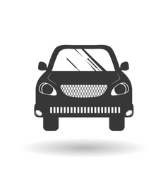 Auto  editable icon vector