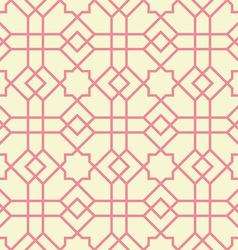 Islamic texture vector