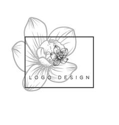 logo design idea vector image
