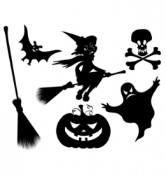 Royalty free vector images by nad o over 650 for Decoration fenetre halloween