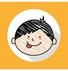 Child head vector