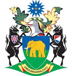Pietermaritzburg city vector image