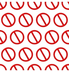 Stop signs background vector