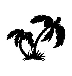 Palmsisolated vector