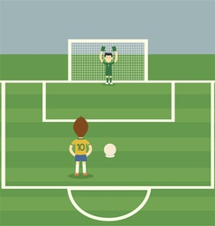 Penalty vector