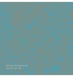 Grunge texture in Robin egg blue color vector image