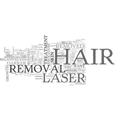 What you should know about laser hair removal vector