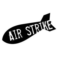 Air strike sticker vector