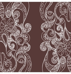Abstract ornament vector