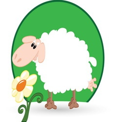 Sheep resize vector