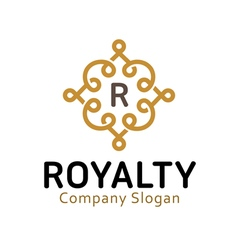 Royalty design vector