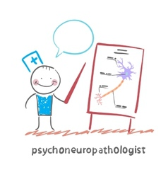 Psychoneuropathologist tells the presentation of vector