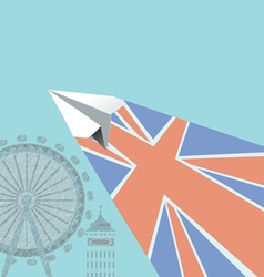 England tour vector