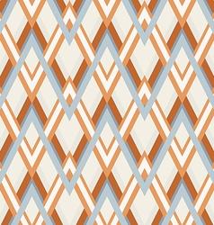 zig zag pattern ethnic seamless ornament vector image