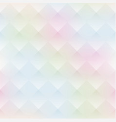 watercolor geometric seamless pattern vector image vector image