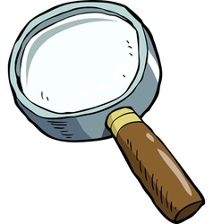 Loupe vector