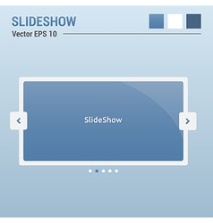 Slideshow vector