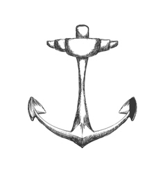 Anchor icon sea lifestyle design graphic vector
