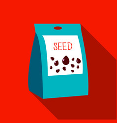 Seeds icon of for web and vector